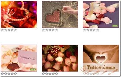 San Valentino: sfondi, icone e emoticon dedicate agli innamorati, più una piccola sorpresa per i single.