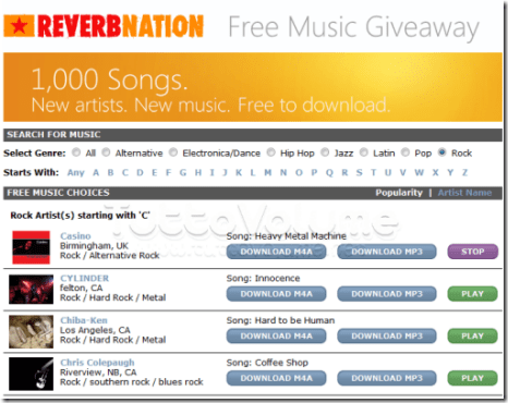 free_music_giveaway