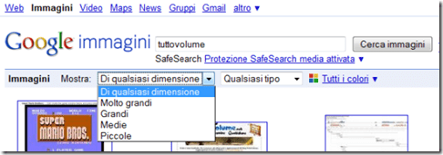 google-image-search-options