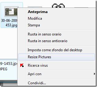 resizeimage_ridimensiona_immagini_dal_menu_contestuale