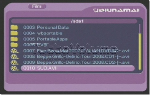 Decoder DVB-T miniscart Diunamai- Player