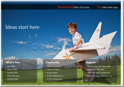 Download Office 2010 Beta