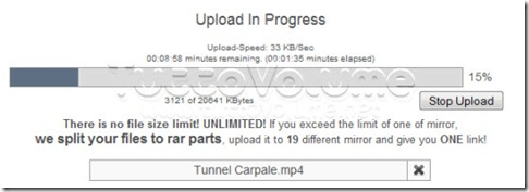 Upload Load2all