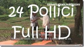 YouTube Full HD 24 pollici