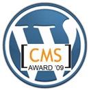 CMS Aware 2009 WordPress