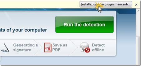 Ma-Config Installazione Plugin