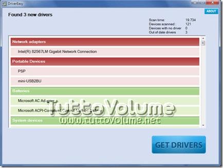 DriverEasy_risultati_scansione_periferiche