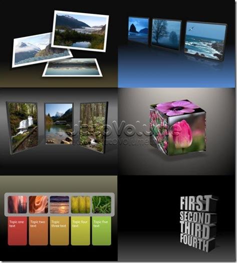 PowerPoint: raccolta gratuita di modelli, animazioni, effetti, clip art e sfondi.
