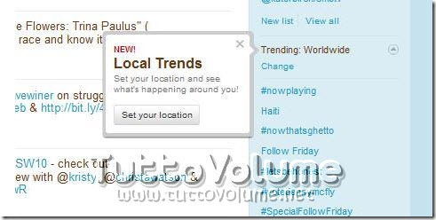 Twitter-Local-Trends