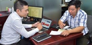 Việt Luật tư vấn cho khách hàng thành lập doanh nghiệp