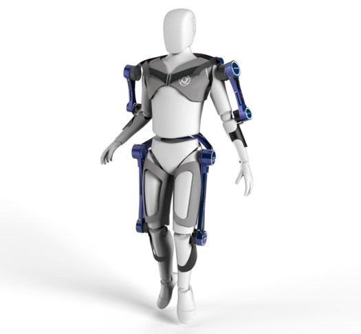Orpheus Exoskeletal Exercise Device by Mehmet E. Ergül - A' Design Awards & Competition - Winners 2016 - 2017