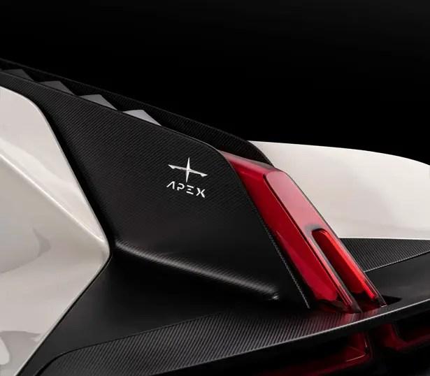 Apex AP-0 Super Sports Electric Car