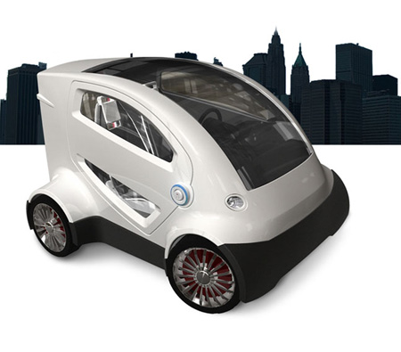 تأجير سيارات كهربائية cityAnt