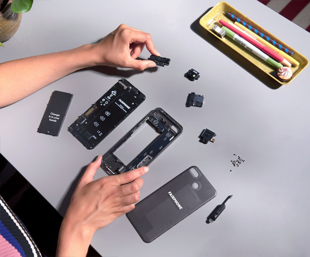 Fairphone 3 ، هاتف معياري صُنع بعناية للأشخاص وهذا الكوكب
