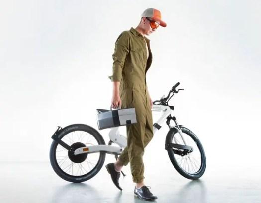 FEDDZ Electric Moped by Slog Design