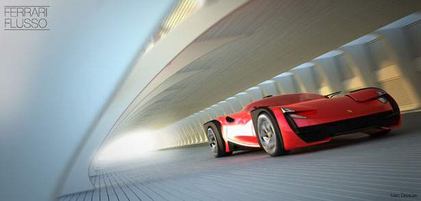 Ferrari Flusso