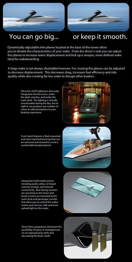ibex wake sport boat