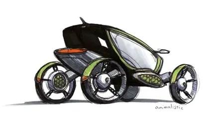مفهوم سيارة insecta