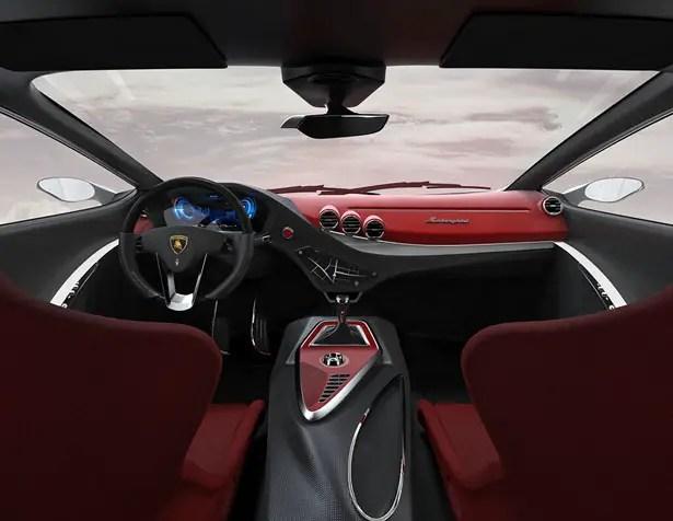 لامبورغيني EDROID مفهوم السيارة ماركو Schembri