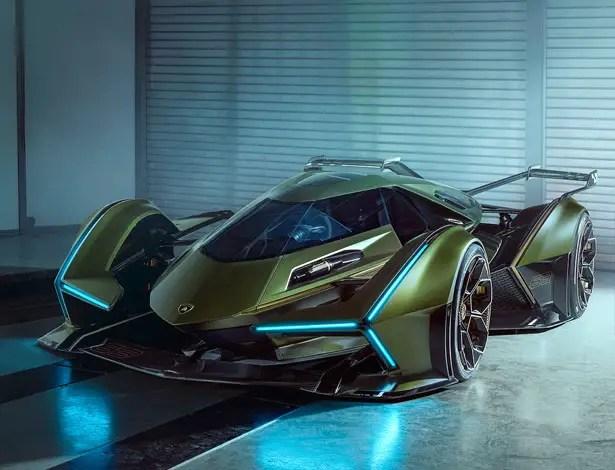 ستتوفر Lamborghini Lambo V12 Vision Gran Turismo فعليًا في ربيع 2020