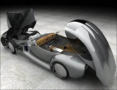 سيارة مورغان تعمل بالطاقة الهيدروجينية
