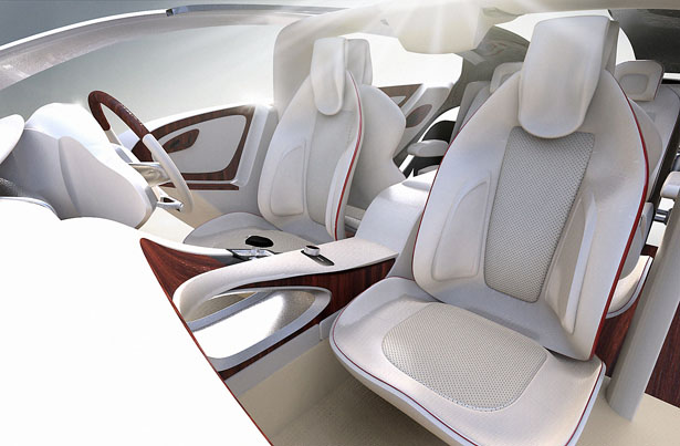 Neue Klasse Concept Car by Ying Hern Pow