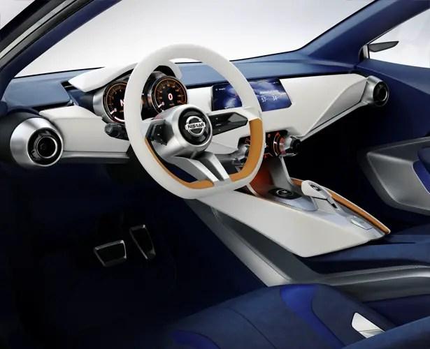 Nissan Sway Compact Hatchback Concept Car