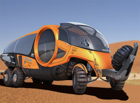 Oex B Vehicle Brings Stunning Overland Expedition For