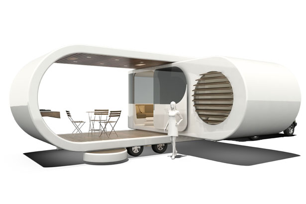 Romotow Caravan Mobile Living Design