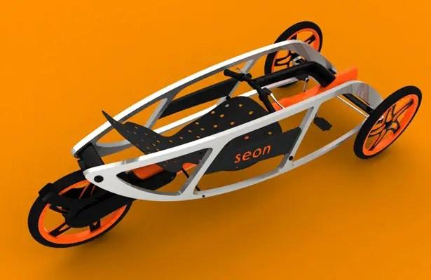Seon Trike by Luis Alberto Cordoba Dorantes