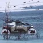"""سيارة جيب سبايدر للطرق الوعرة بطائرة بدون طيار من واين جونغ """"hspace ="""" 5"""