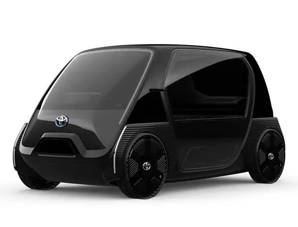 تريد Toyota Ultra-Compact BEV (السيارة الكهربائية التي تعمل بالبطارية) تقديم حل التنقل من الجيل التالي