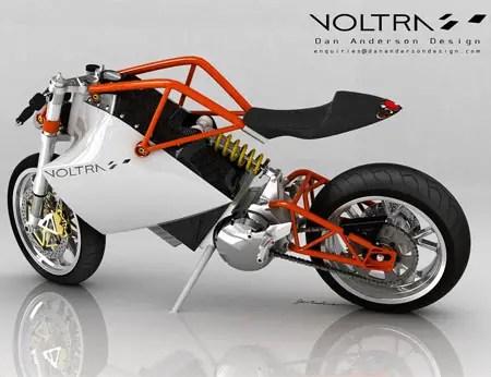 voltra elektrikli motosiklet
