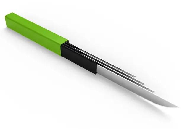 Multi Blade Knife Kitchen