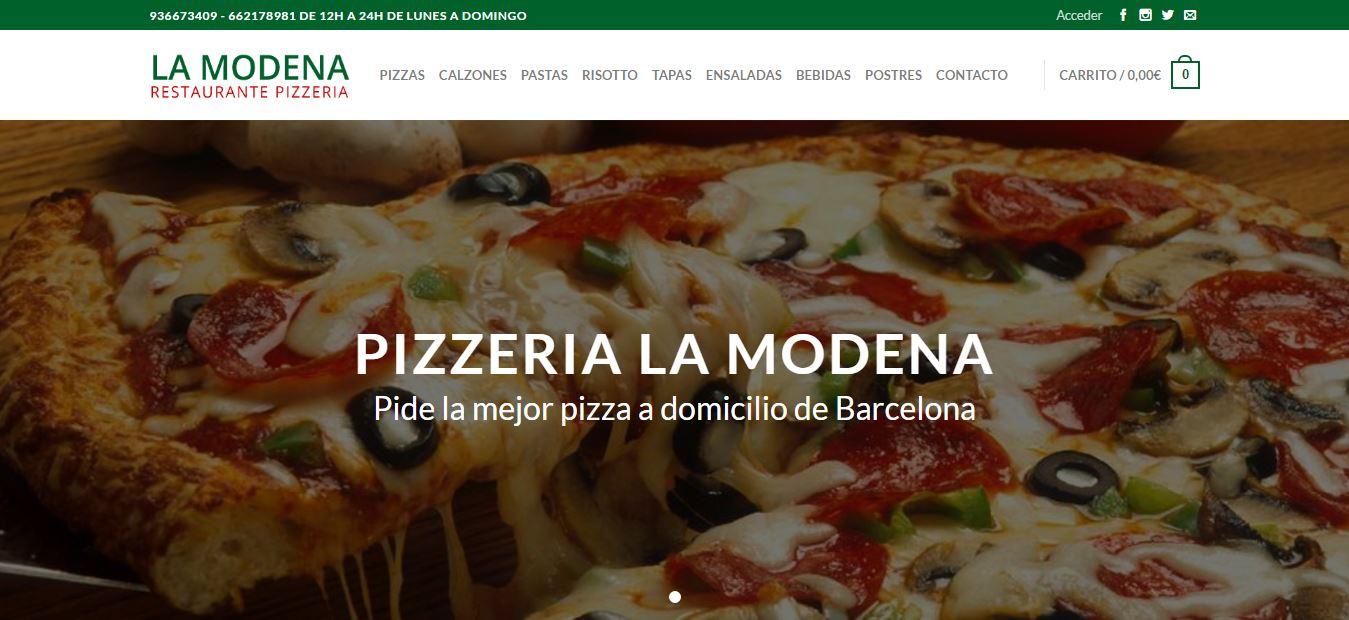 Pizzeria La Modena