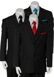 Quinceanera Chambelanes Outfit
