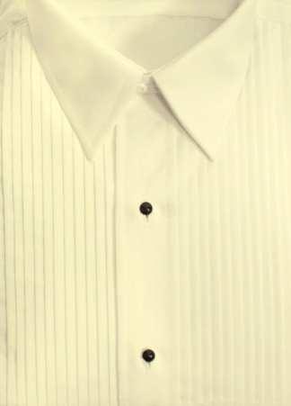 Ivory Tuxedo Shirts