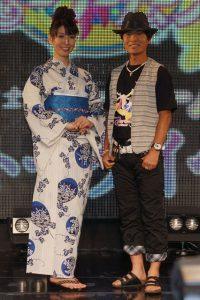 K. Mitsuishi (Usagi) and T. Furuya (Mamoru)