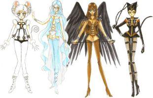 The Sailor Animamates