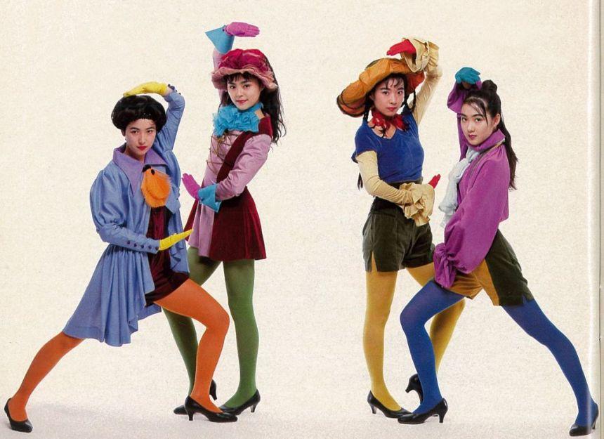 DALI – Akira Ishizawa, Mari Nishimoto, Sayuri Tsuchiya, and Misuzu Takahashi
