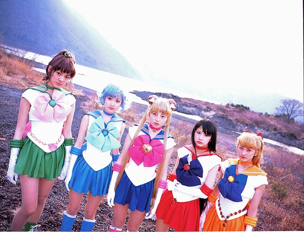 Where is the Cast of the Live Action Sailor Moon Today?