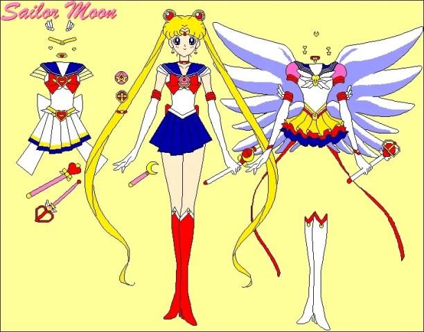 A Sailor Moon KiSS