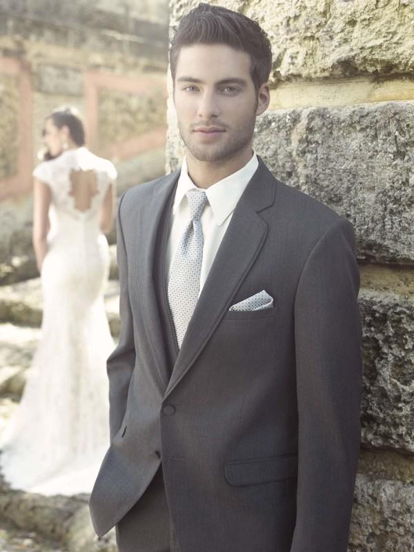 Charcoal Bartlett Suit