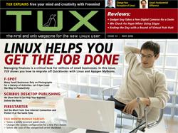 TUX Cover