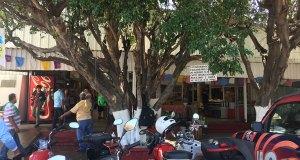 Fotográfia del Frente del Mercado 5 de Mayo