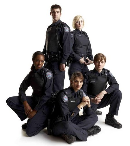 """Rookie Blue """"most-watched new Canadian series in 2 decades"""