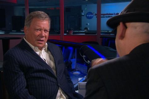 William Shatner & Ira Steven Behr
