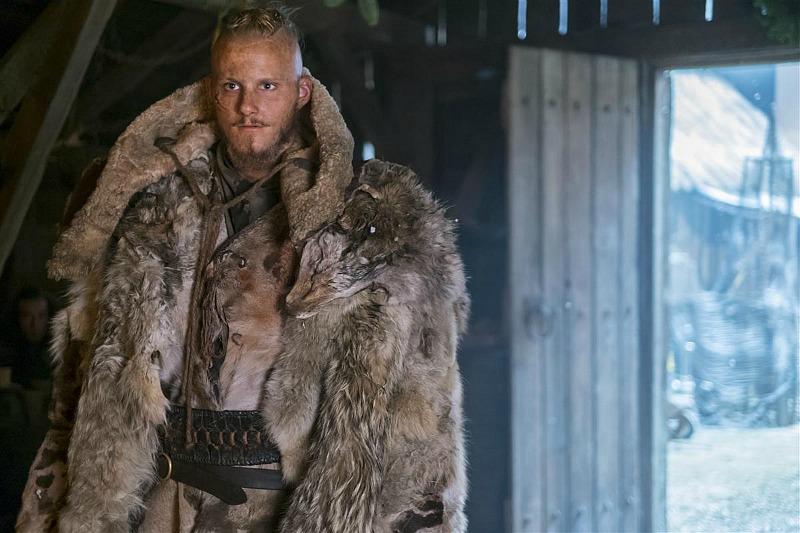 Alexander Ludwig as Bjorn Lothbrok