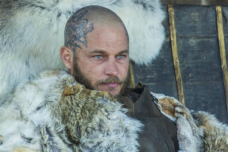 Travis Fimmel as Ragnar Lothbrok