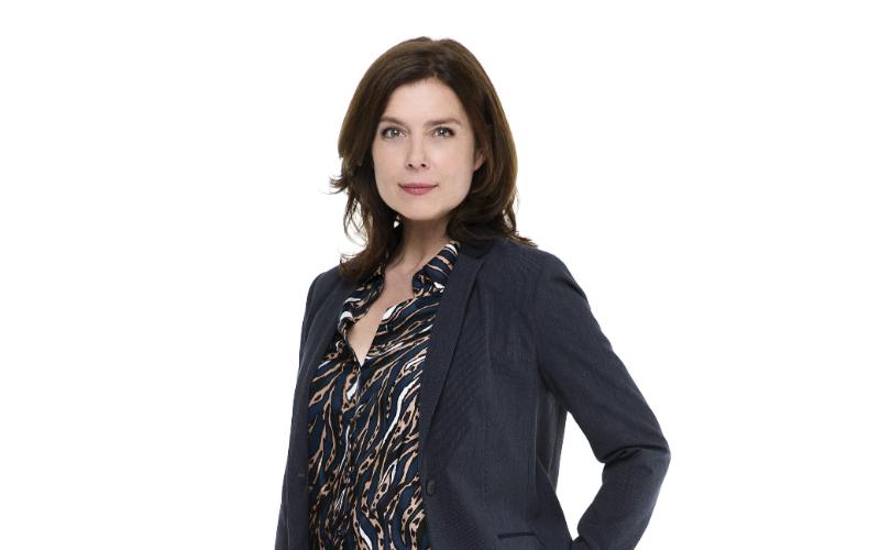 Torri Higginson This Life